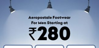 Aeropostale Footwear For Men