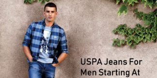 USPA Jeans For Men