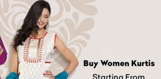 Buy Women Kurtis
