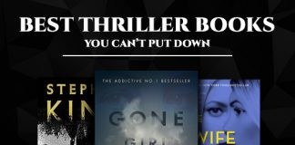 Best Thriller Books You Can't Put Down