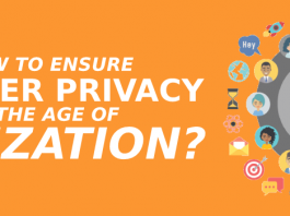 Ensure Consumer Privacy in the Age of Digitization