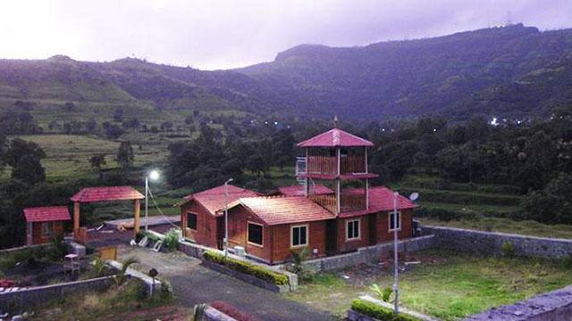 Sinhagadh Farms in pune