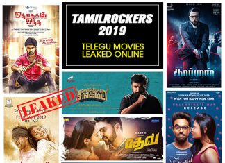 TamilRockers Telugu Movies Leaked
