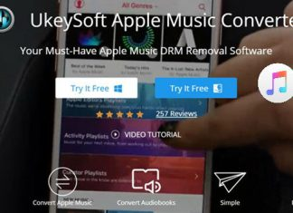 UkeySoft Apple Music Converter