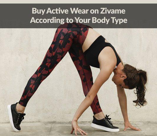 Activewear on Zivame