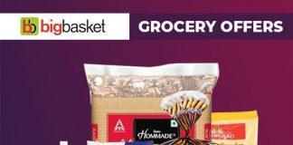 bigbasket offers on grocery