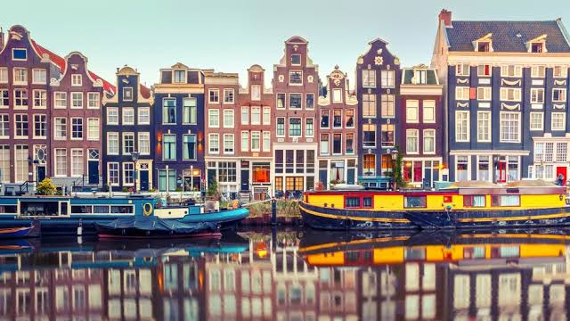 Amsterdam, Netherlands: Classic Honeymoon Destination