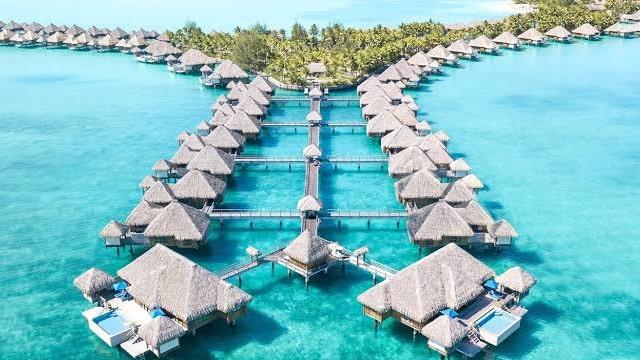 Bora Bora: Luxury Honeymoon Destination