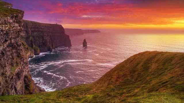 Ireland - Relaxing Honeymoon Destination