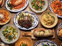 Best Italian food on uber eats