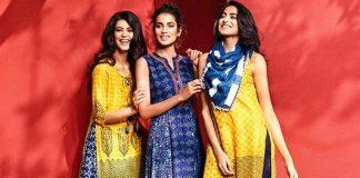 Ajio Kalamkari women collection