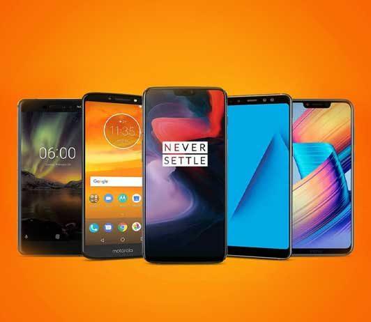 amazon great indian sale mobile phones