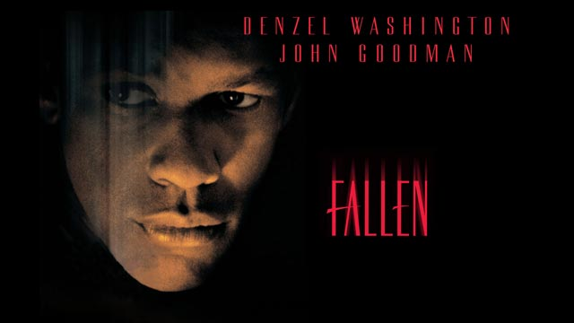 Fallen Denzel Washington