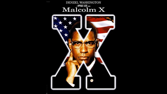Malcolm X Denzel Washington movies