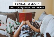 How to be productive this quarantine