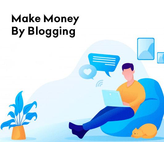 Earn by Blogging