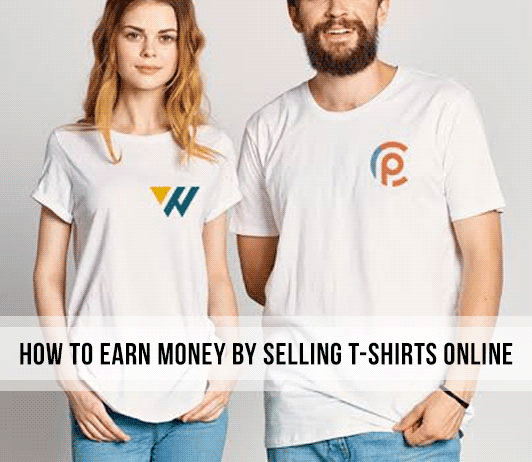 Selling T-Shirts Online