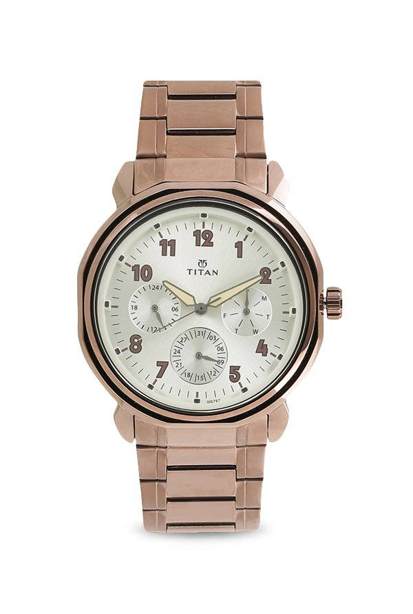 8973ea3a9 Titan 1753QM02 Watch Online Buy at lowest Price in India (White Dial ...