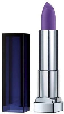 Maybelline Color Sensational Intimatte Nude Lipstick Sapphire Siren