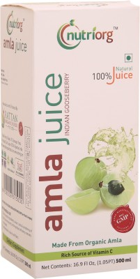 Nutriorg Amla Juice - 500 ml
