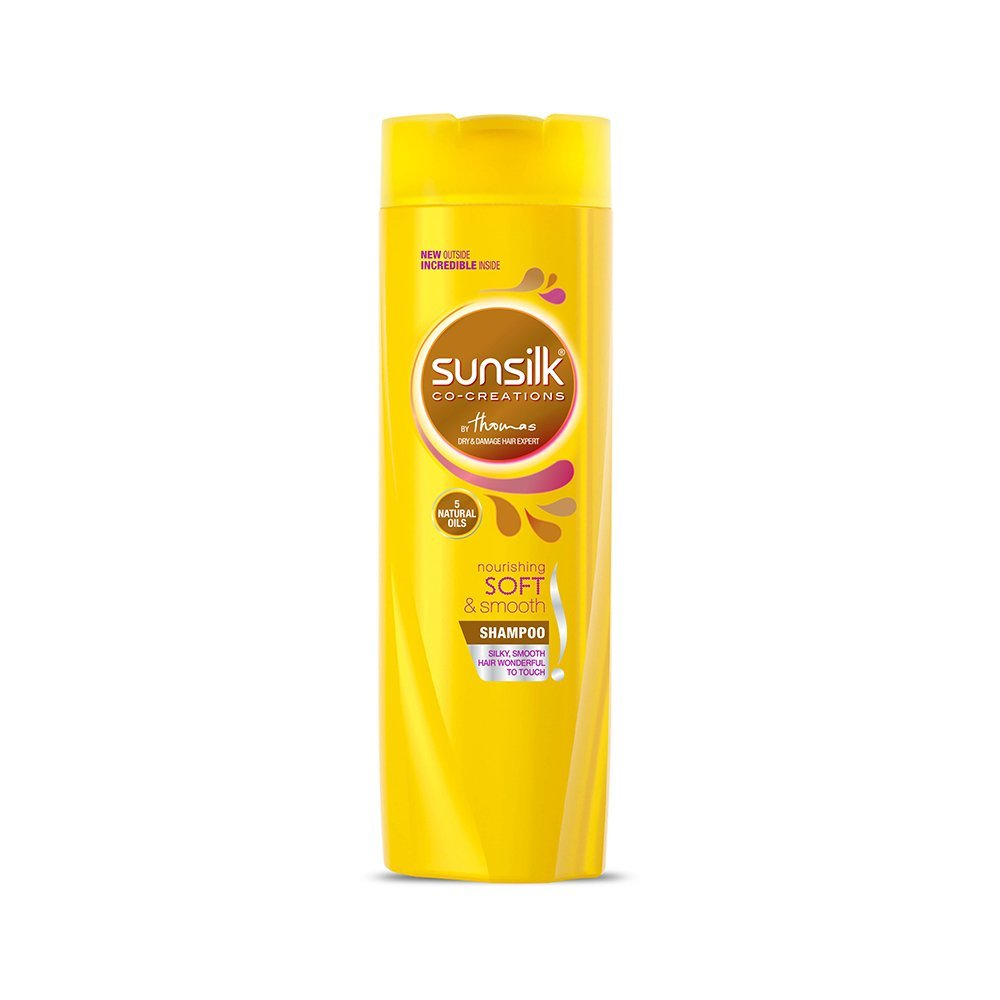 Sunsilk Nourishing Soft and Smooth Shampoo 340ml