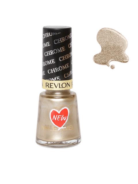 Revlon Nail Enamel, Golden Jewel Chrome 536, 8ml