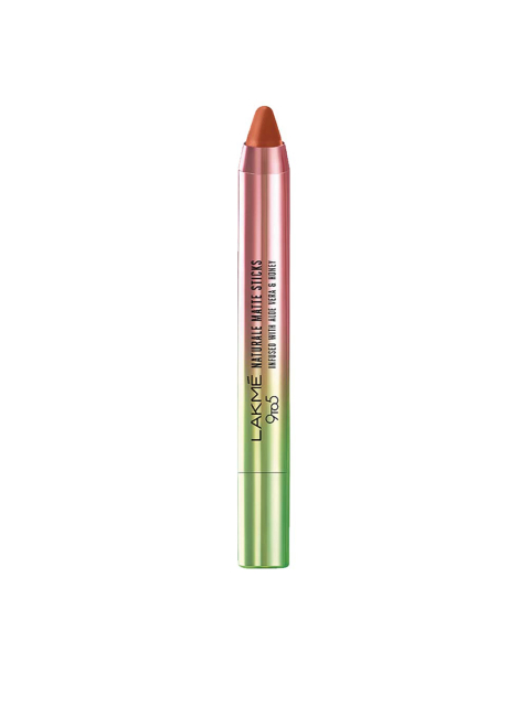 Lakme 9 to 5 Naturale Matte Sticks Lipstick  Bare Castle