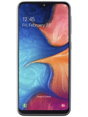 Samsung Galaxy A20e (4 GB RAM, 32 GB) Mobile