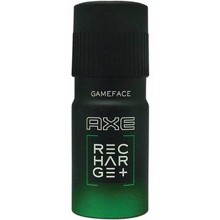 Axe Recharge Game Face Deodorant Spray For Men 150 ml