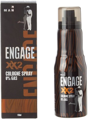 Engage XX2 Cologne Body Spray For Men, 135 ml