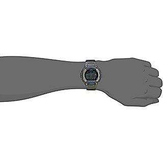 Casio Youth W-S220-8AVDF (D104) Digital Grey Dial Men's Watch