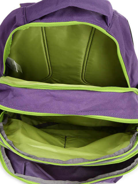 American Tourister Unisex Purple Backpack