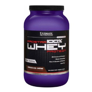 Ultimate Nutrition Prostar 100% Whey Protein (910gm, Chocolate)