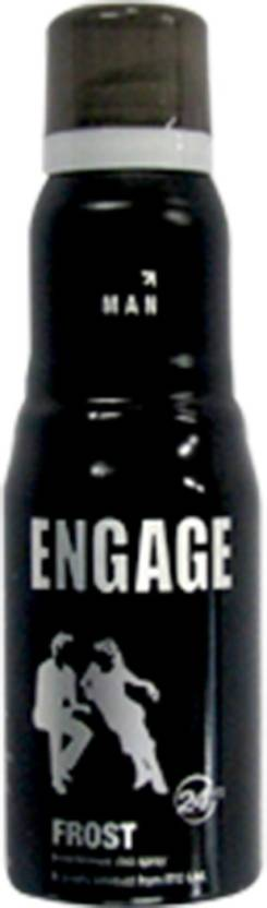 Engage Frost Deodorant Spray For Men, 150 ml