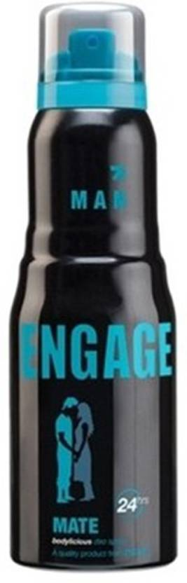 Engage Mate Deodorant Spray For Men, 150 ML