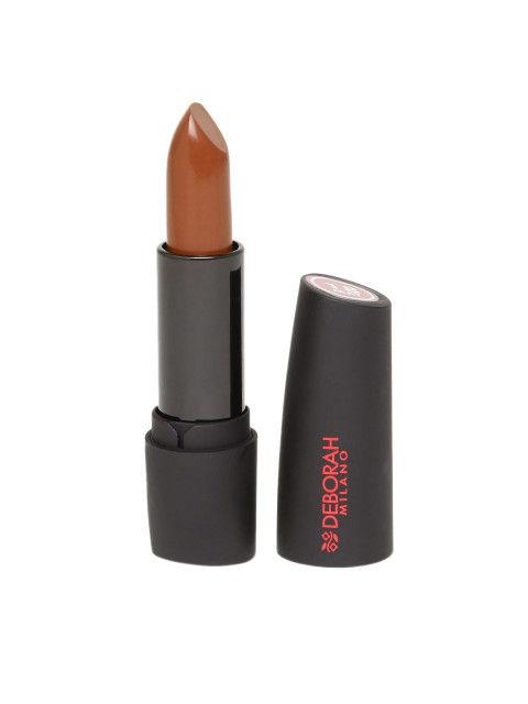 Deborah Milano Rossetto Atomic Red Matte Terracotta Lipstick 02, 4.4 GM