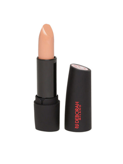 Deborah Milano Rossetto Atomic Red Matte Innocent Beauty Lipstick 15, 4.4 GM