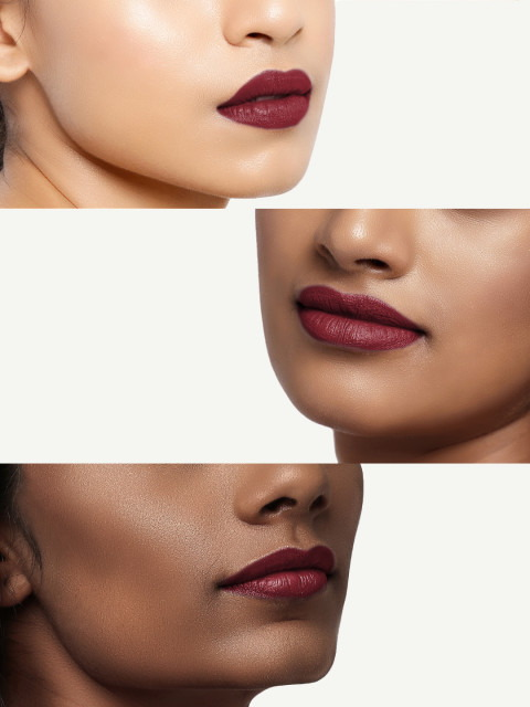 Deborah ATOMIC RED MAT Bordeaux Liptstick 4.4 GM