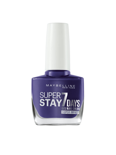 Maybelline Super Stay Impact All Day Plum Nail Paint, 10 ML 887