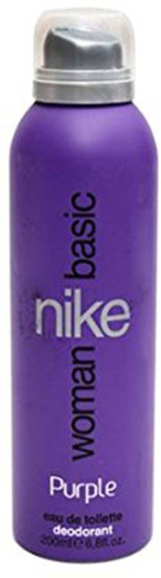 Nike Basic Purple Deodorant For Women 200 ml