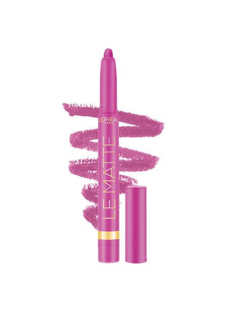 Loreal Paris Color Riche Matte For Me Lipstick For Women 100 0.9 GM