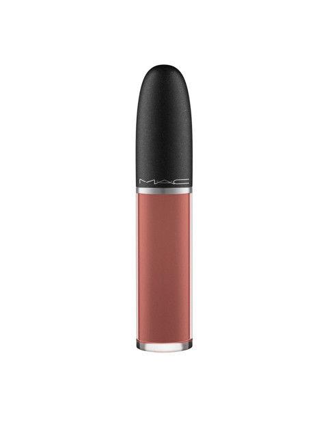 M.A.C Topped With Brandy Retro Matte Liquid Lipstick, 5 GM