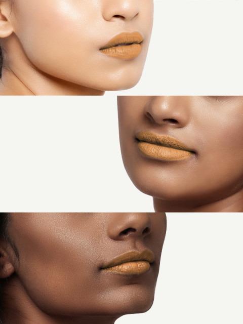 M.A.C Golden Bronze Shimmer Frost Lipstick 3 GM