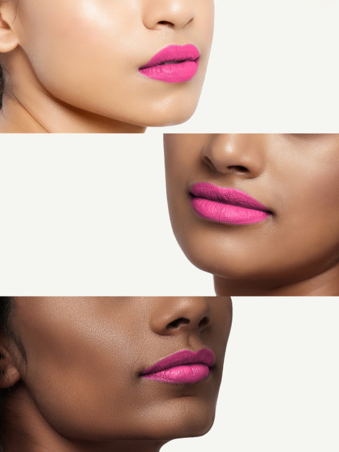 M.A.C Amplifield Creme Lipstick Full Fuchsia 3 GM