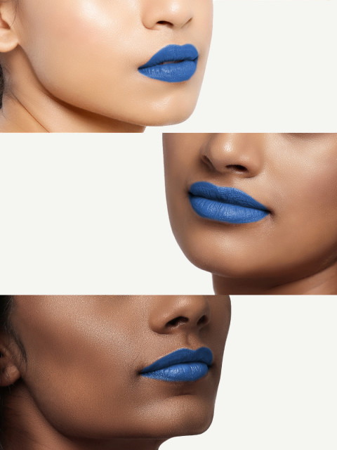 M.A.C Designer Blue Lipstick 3.6 GM