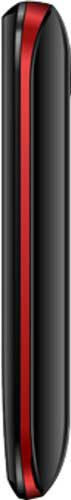 Micromax X084 128MB Black Red Mobile