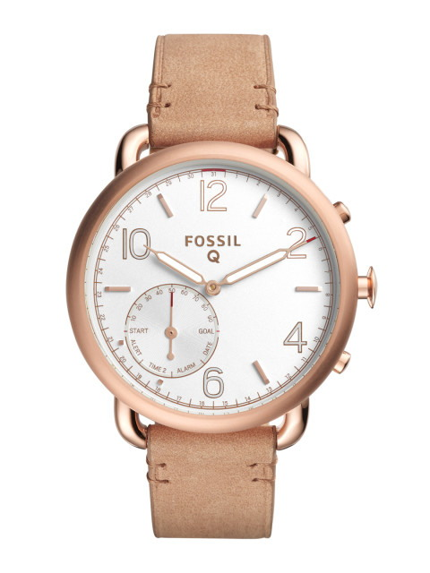 Fossil FTW1129 White Hybrid Q Tailor Women's Watch