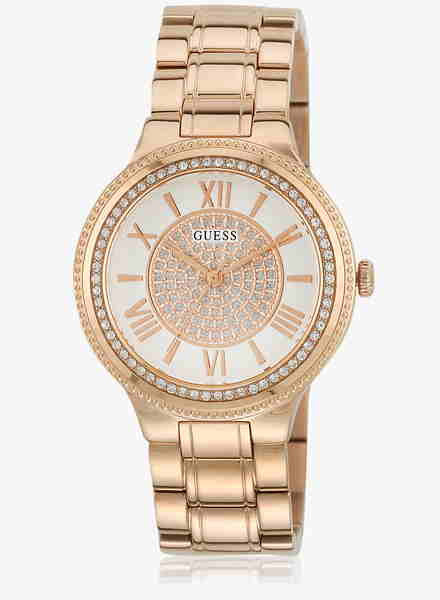 Guess W0637l3 Analogue Dial Women's Watch (W0637l3)