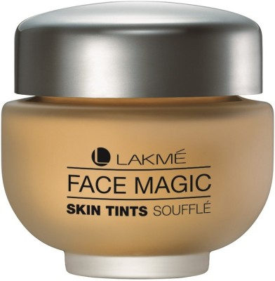 Lakme Face Magic Souffle Foundation, Natural Marble, 30 ml