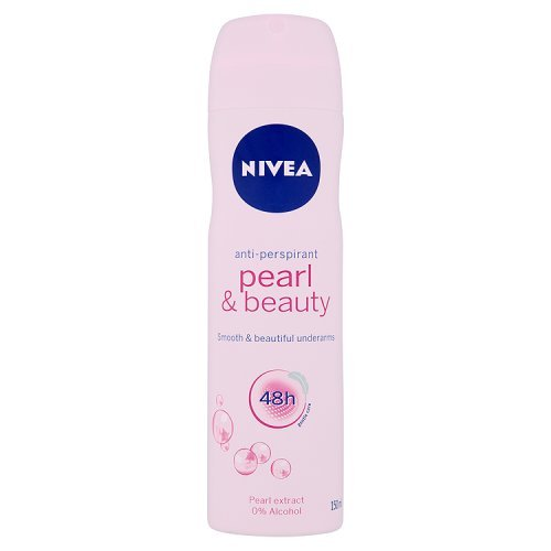 Nivea Pearl & Beauty AntiPerspirant Spray For Women 150 ml